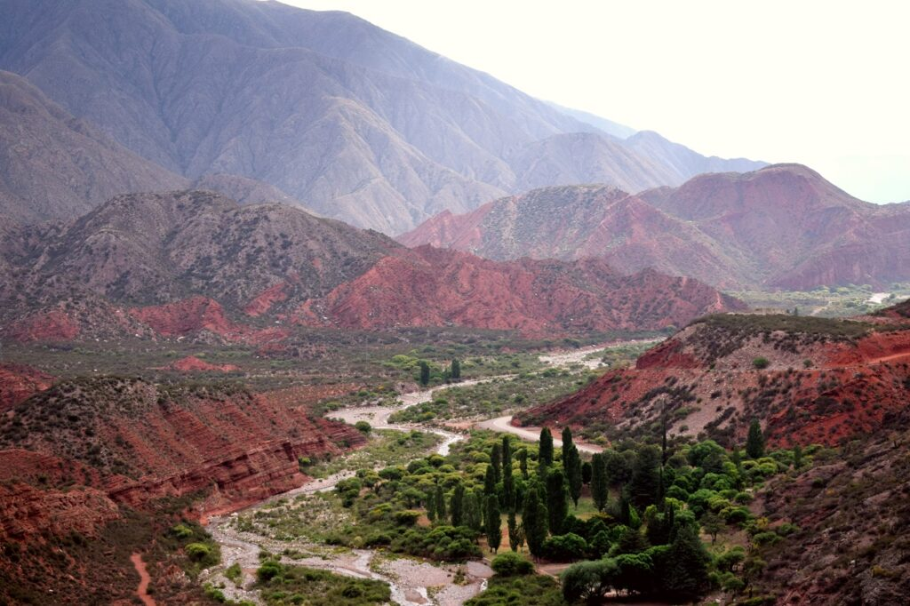 Trekking Programs in Argentina